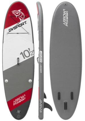 tabla paddle surf dvsport arrow 1