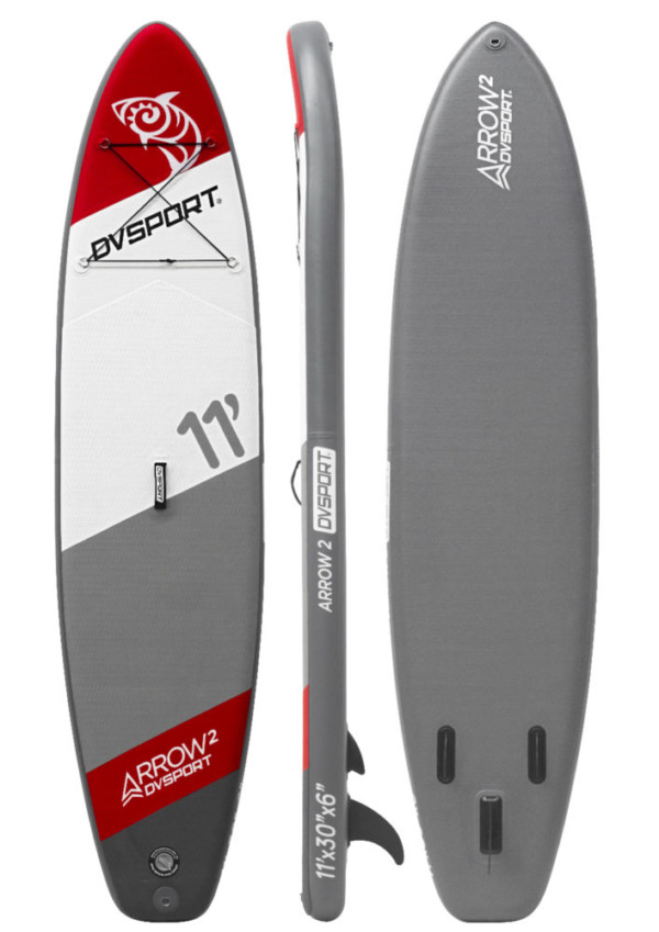 Tabla de paddle surf devesport arrow 2