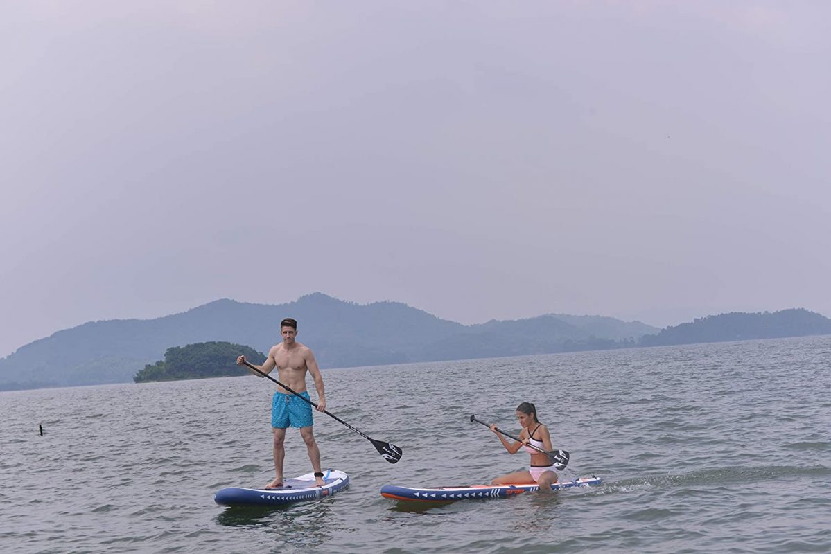 Paddle surf – Zray d2 1
